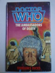 Doctor Who The Ambassadors of Death Hardback